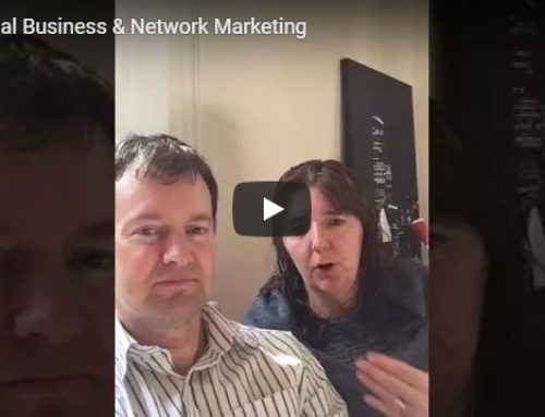 Traditional Business & Network Marketing